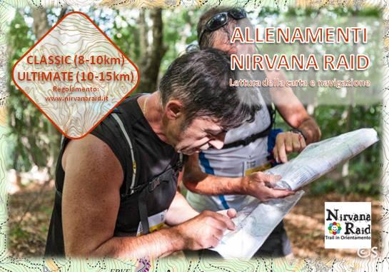 Nirvana Raid Wnter Training