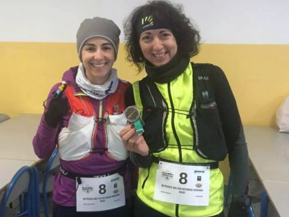 Nirvaniche all'Agorosso Raid