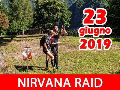 Partecipa al Nirvana Raid 2019