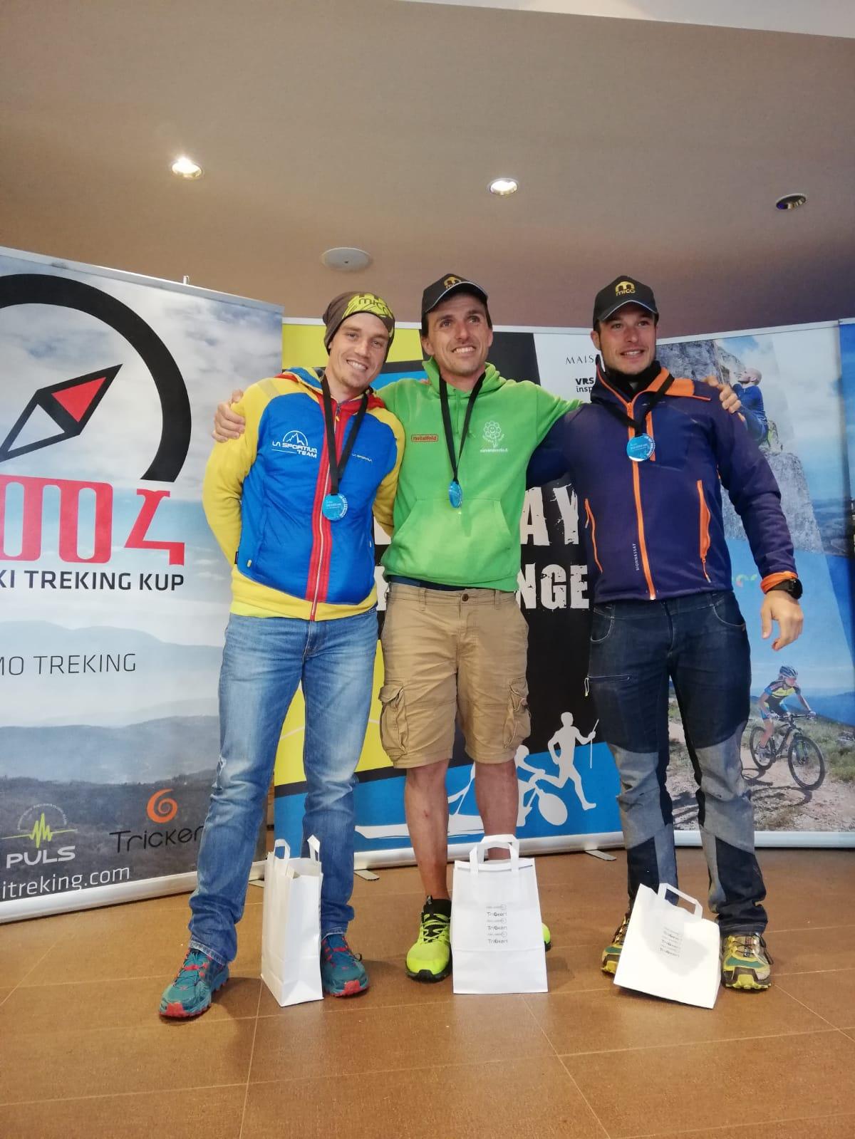 Lim Bay Challenger 1°-2°-3° Mario, Andrea e Emiliano