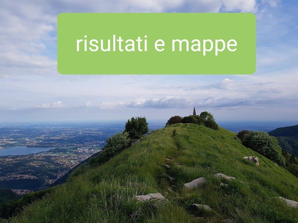RISULTATI E MAPPE NIRVANA RAID '19