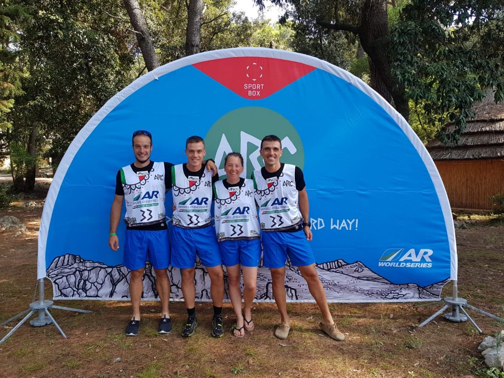 Un Team Italiano al Mondiale di Adventure Race in Croazia